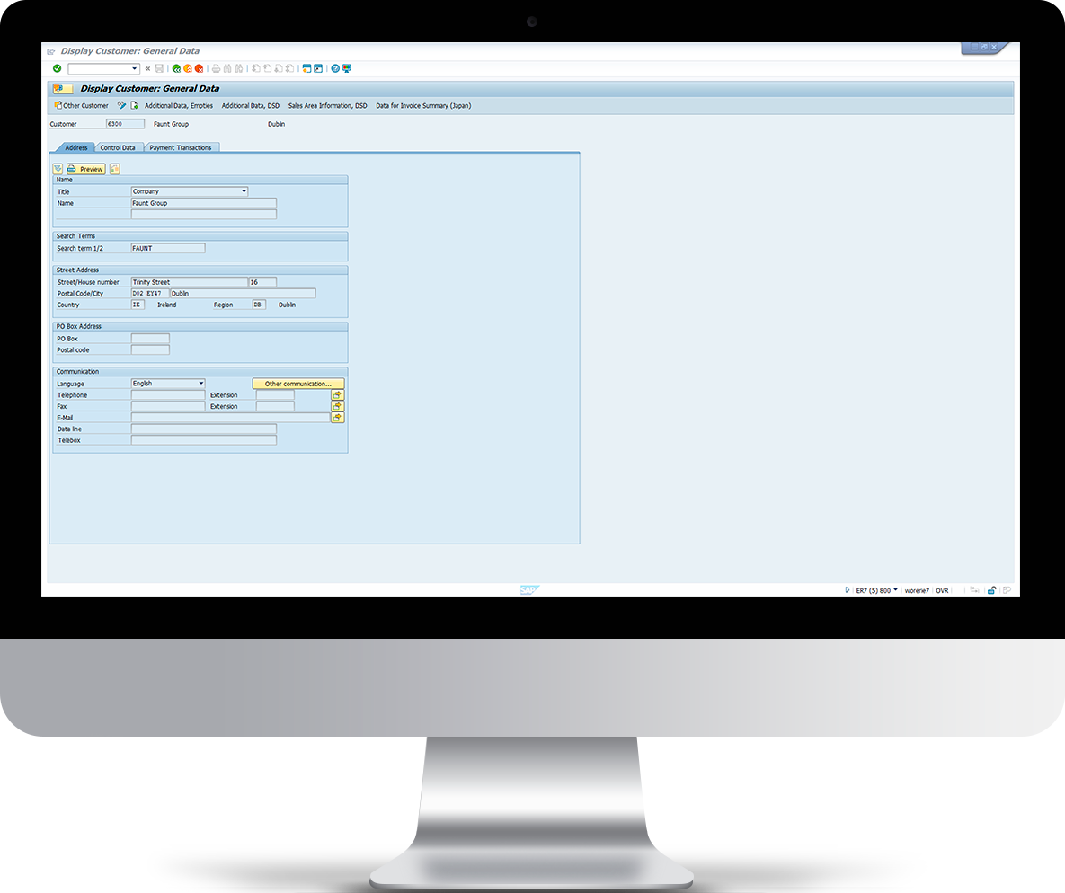 Tacton CPQ for SAP leverages and extends your SAP ERP solution for configure-price-quote.