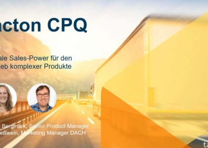 Webinar Tacton CPQ Digitale Sales-Power