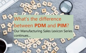 What's the difference between PDM and PIM?
