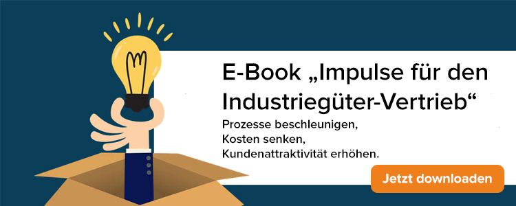 Ebook Impulse B2B-Vertrieb