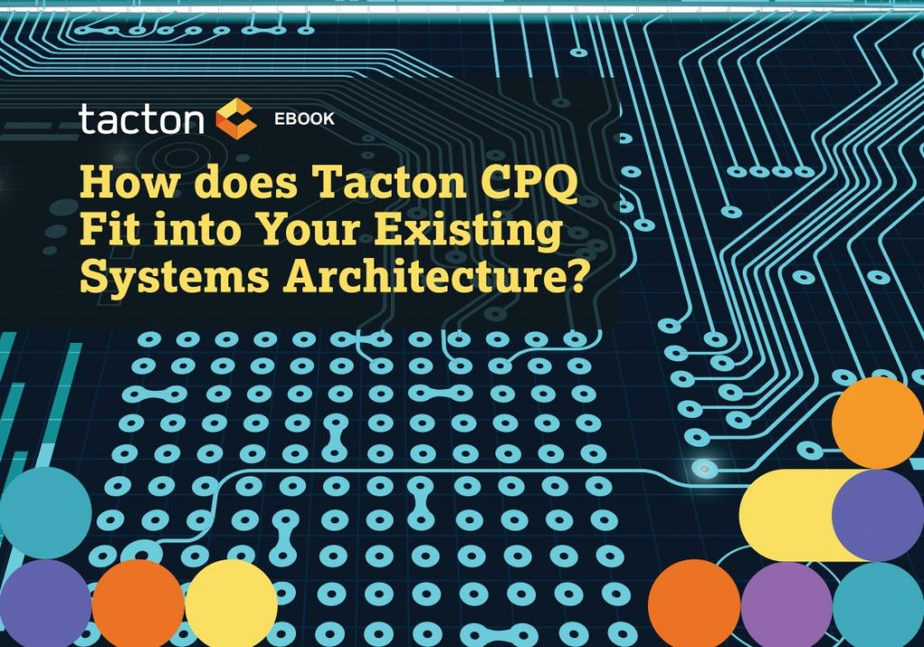 Fitting CPQ into Your System Architecture