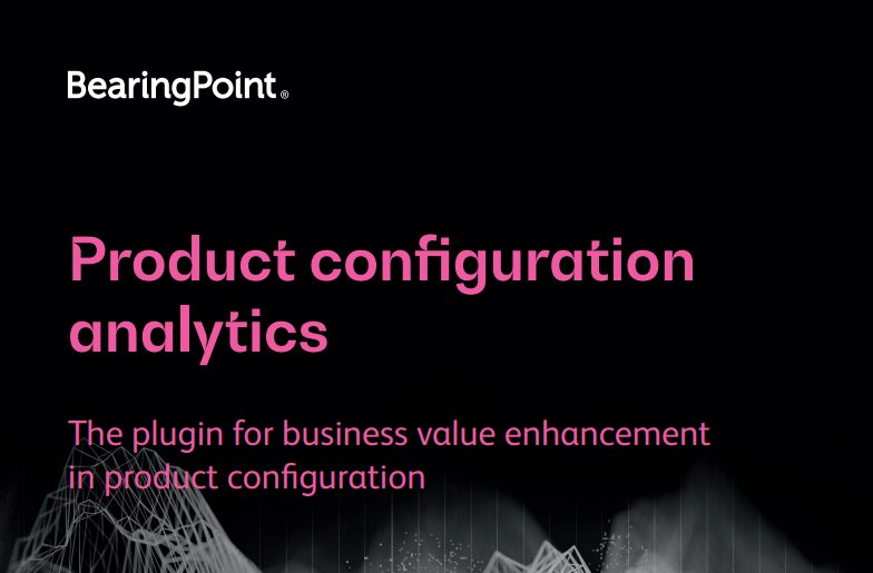 Product Configuration analytics
